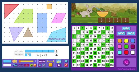Teach Math with Games | MathPlayground.com