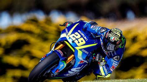 TEAM SUZUKI ECSTAR   AUSTRALIA MotoGP TEST   YouTube