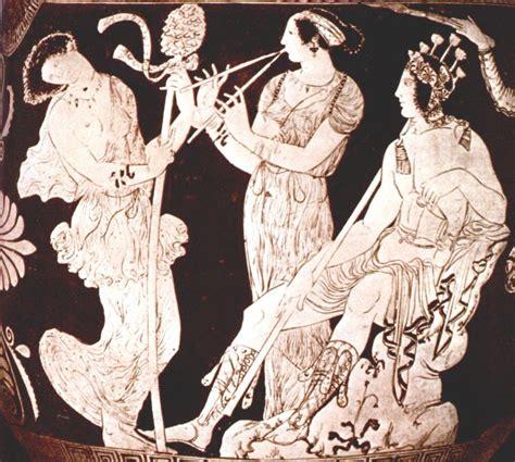 Teatro en la Grecia antigua   Escuelapedia   Recursos ...