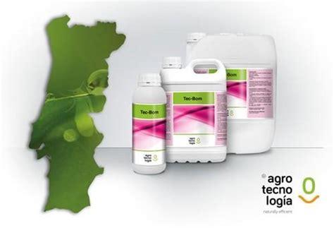 TEC  BOM, de Grupo Agrotecnología, nuevo registro ...