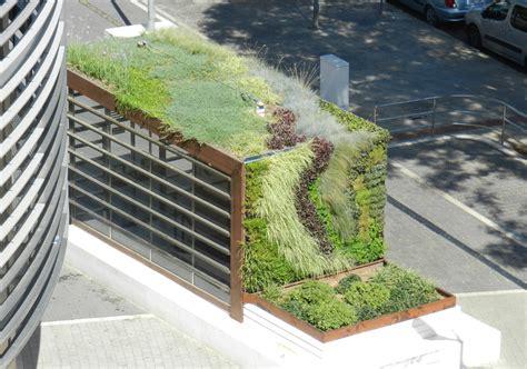 Techos verdes para combatir el cambio climático   Terapia ...