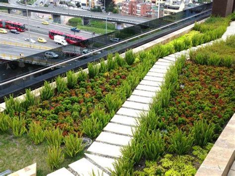 Techos verdes y jardines en las azoteas: la eco tendencia ...