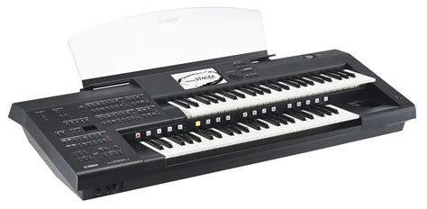 Teclado Órgano Yamaha Electone ELC 02 Stagea Negro ...