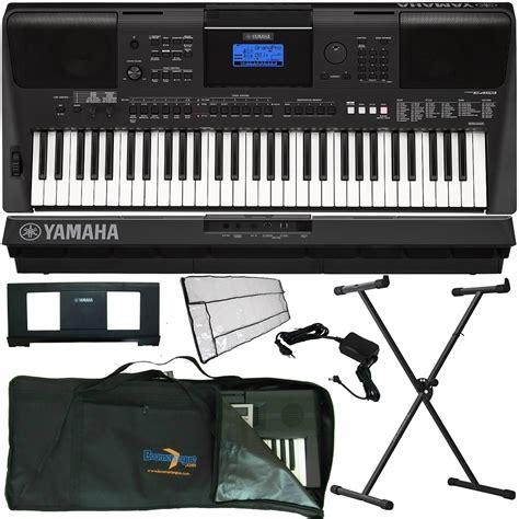 Teclado Piano Yamaha Psr 453 / Ew400 Nuevo! Envío Gratis ...