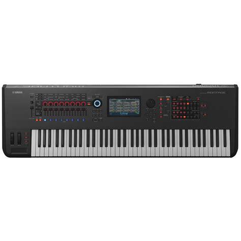 Teclado Yamaha Montage 7   U$S 4.200,00 en Mercado Libre