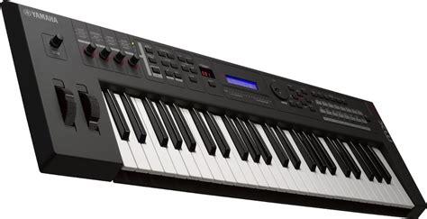 Teclado Yamaha Mx49 49 Teclas Instrumento Musical ...