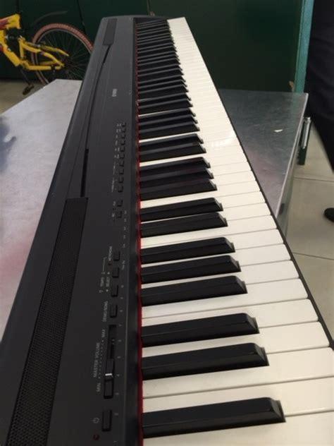 Teclado Yamaha P95 De 88 Teclas Pesadas 10 Voces ...