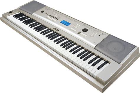 Teclado Yamaha Ypg 235 76 Teclas Piano Portatil   $ 7,399 ...