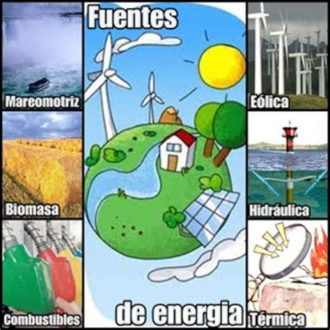 Tecnología e Informática: Fuentes de energía
