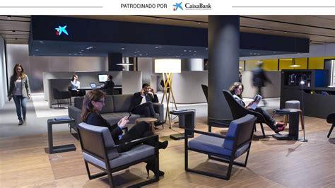 Tecnología y espacios abiertos: las oficinas bancarias del ...