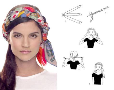 tejidos turbantes y pañuelos tutorial 2   Rafael Matías ...