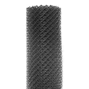 Tela Alambrado Aço Galvanizado Revestida PVC 1  Cinza 1 ...