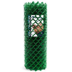Tela Alambrado Aço Galvanizado Revestida PVC Verde 2  1 ...