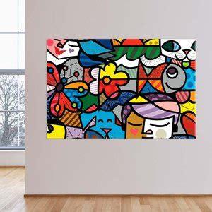 Tela Decorativa Colors | Leroy Merlin