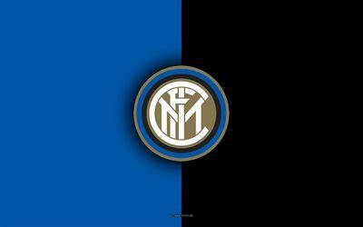 Télécharger fonds d écran Le FC Internazionale, Milan, 4k ...