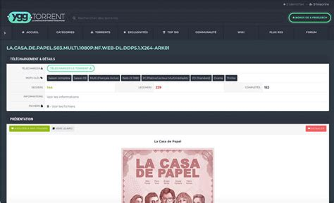 Télécharger La Casa de Papel saison 3 gratuitement ...