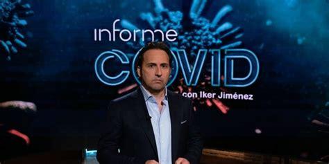 Telecinco premia a Iker Jiménez y hace semanal su  Informe ...