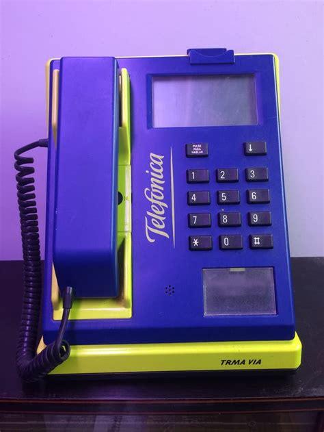 Teléfono Antiguo de segunda mano por 50 € en Bilbao en ...