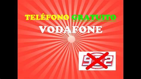 TELEFONO GRATUITO VODAFONE   YouTube