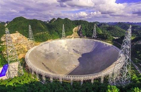 Telescopio chino detectó misteriosas señales del espacio
