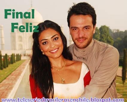 Teleseries Brasileras en Chile:  India  llegó a su fin en ...