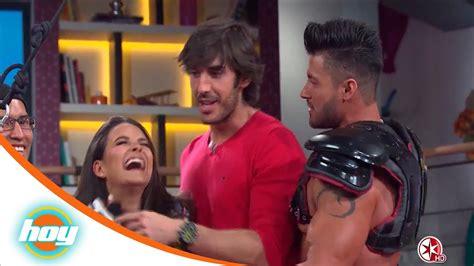Televisa Deportes   El Tiro Mortal   Hoy Mas*   YouTube