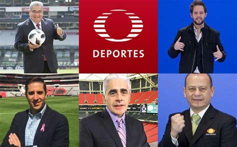 Televisa Deportes en crisis, hacen despido masivo de ...