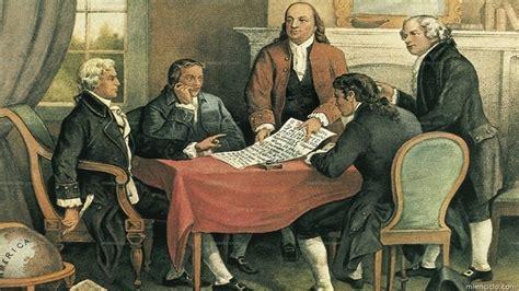 Tema 3. Guerra de Independencia de los Estados Unidos ...