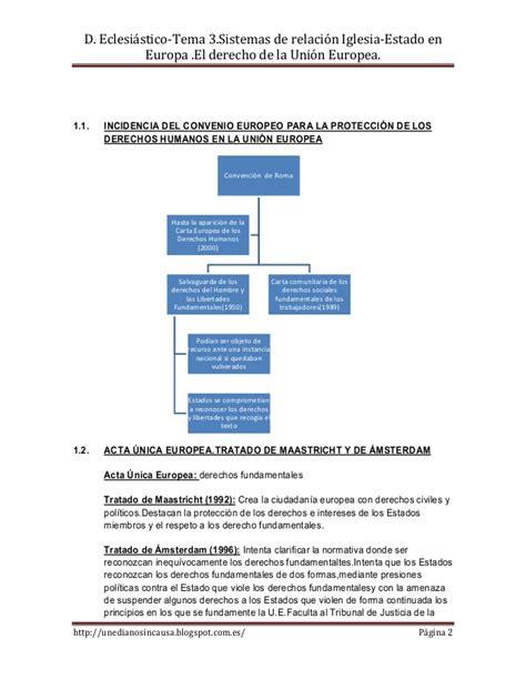 Tema 3 sistemas de relación iglesia estado en europa ...