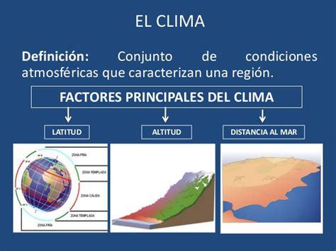 TEMA 4. LA ATMÓSFERA: TIEMPO Y CLIMA