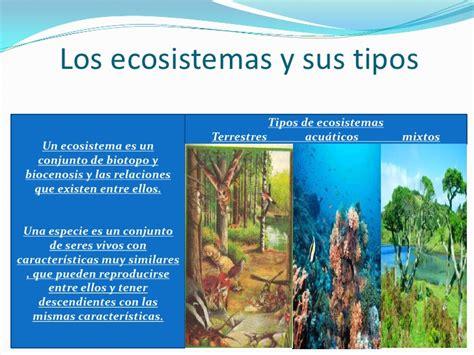 Tema 4. Los ecosistemas