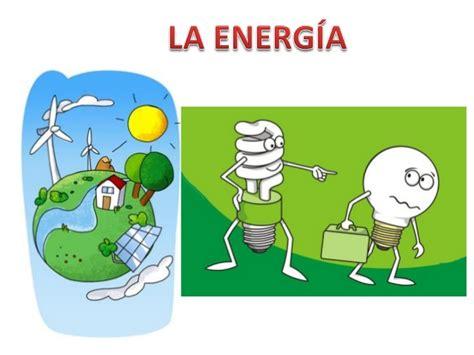 Tema 5. la energía.