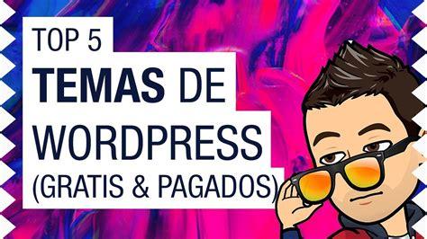 Temas Para Wordpress   Mejores Plantillas de Wordpress ...