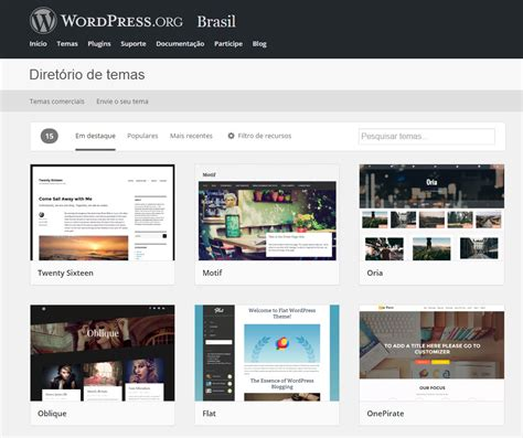 Temas WordPress   Saiba mais sobre tema premium para seu site
