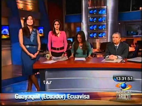 Temblor de 6.9 en vivo por TV   Ecuavisa   Ecuador 12 08 ...