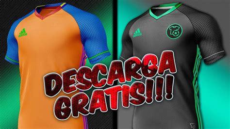 TEMPLATE Adidas para Camisetas de Fútbol :: casakeros.com ...