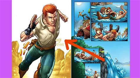 Temple Run 1   GUY DANGEROUS   Character Gameplay Review ...