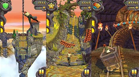 Temple Run 2 receives holiday update, gets Santa and water ...