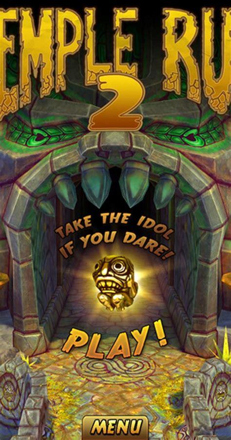 Temple Run 2  Video Game 2013    IMDb