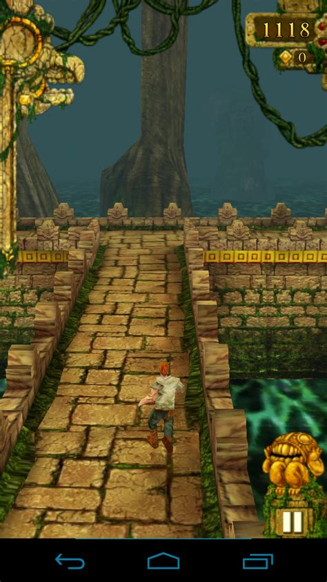 Temple Run Finally Released for Android, Pick It Up Now in ...