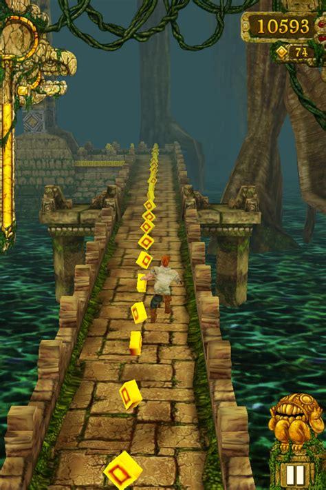 Temple Run para iPhone   Descargar