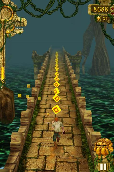 Temple Run – Best free iPhone game? | ArcadeLife : Life vs ...