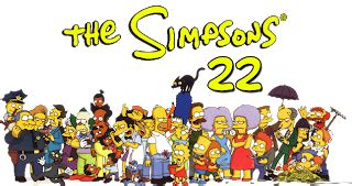 Temporada 22 ~ Los SimpsonsHD