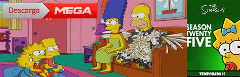 TEMPORADA 25  ESPAÑOL LATINO  ~ Los Simpsons Descargas por ...