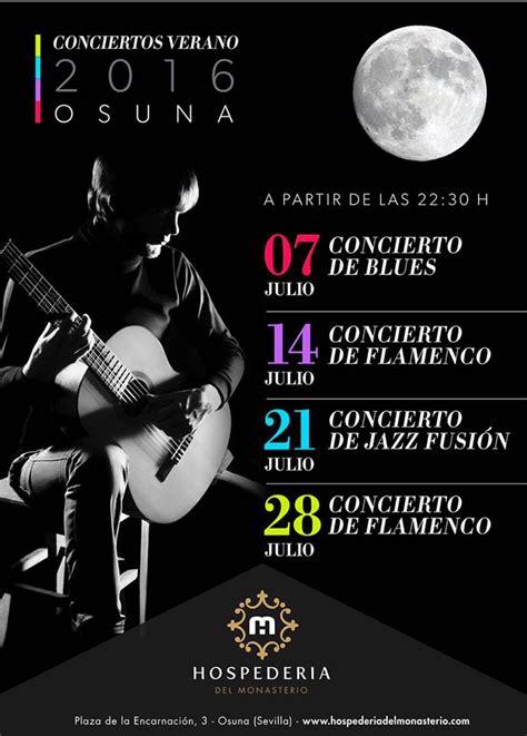 Temporada de conciertos en la Hospedería del Monasterio de ...