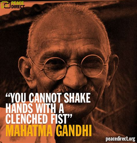 Ten Inspiring Peace Quotes by Mahatma Gandhi, the Symbol ...