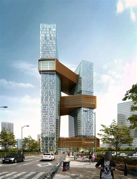 Tencent Corporate Headquarters by NBBJ