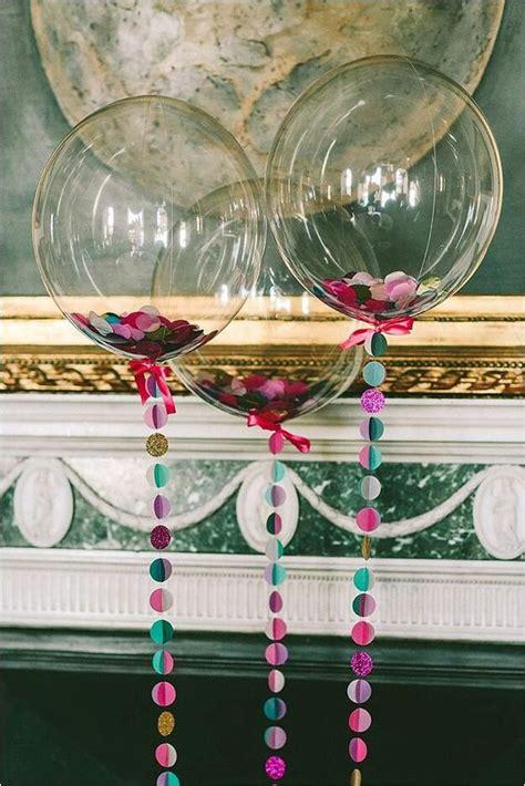 tendencia en globos para fiesta de 18 anos   Decoracion de ...