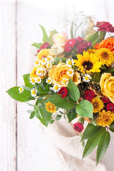 Tendencias de arreglos de flores naturales de otoño para ...