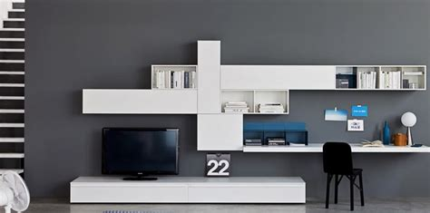 Tendencias de salones y muebles de salón 2018
